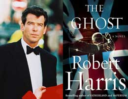 Pierce Brosnan será protagonista de The Ghost