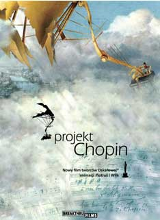Afiche oficial Projet Chopin